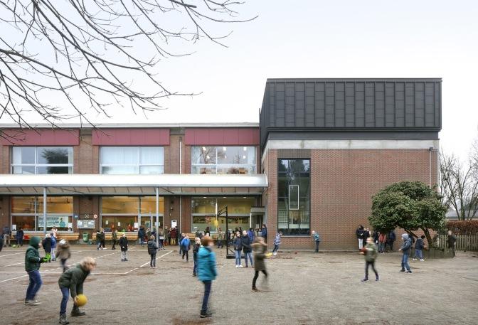 018 school - Bornem