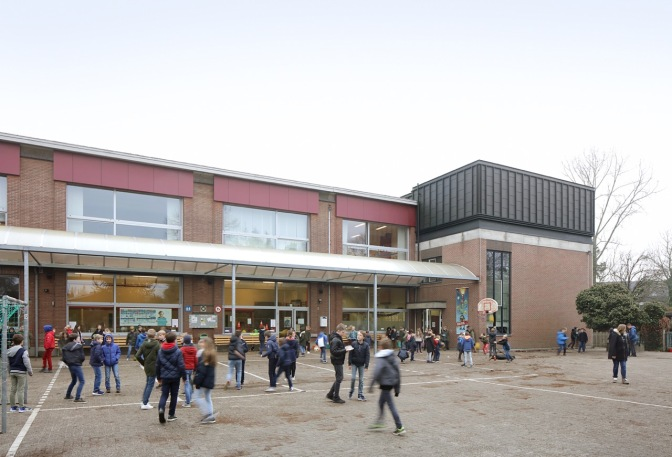 021 school - Bornem
